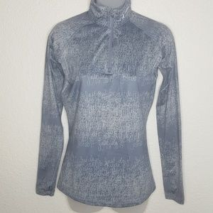 Nike Dri Fit Perfirmance Jacket Size Small Gray